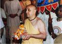 Mayapur 1997 SP arati