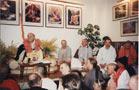 Prague 1995 Lecture at Govindas