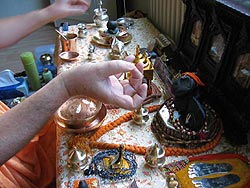 Puja procedure